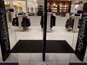 שטיח כניסה לבניינים
