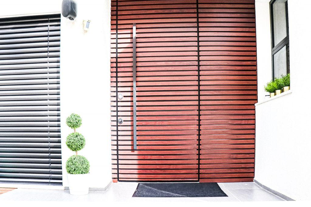 שטיחי כניסה לבית פרטי