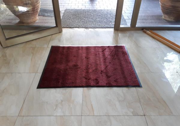 שטיח לכניסה לבית